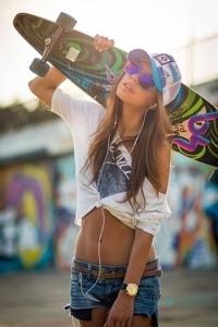 camiseta skate 2