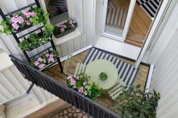balcon pequeño