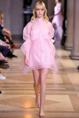 Carolina Herrera New York Fashion Week RTW Spring Summer 2016 September 2015